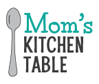 Mom's Kitchen Table Logo